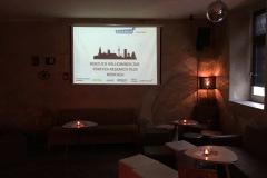 Oktober 2017 - Research plus München: Couch Club