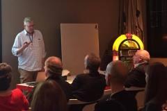 November 2017 - Research plus in Frankfurt: Frank Lüttschwager (EARSandEYES)