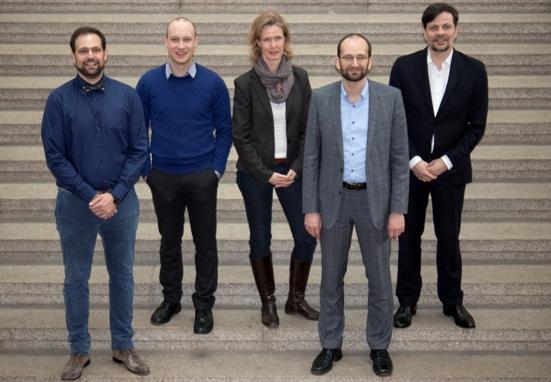 DGOF-Vorstand 2014